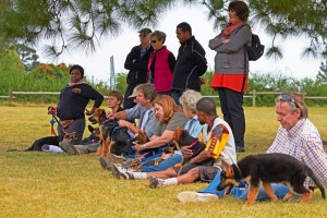 _puppy brigade at Centurion Club