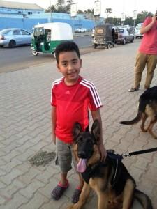 Yamin and Zoro